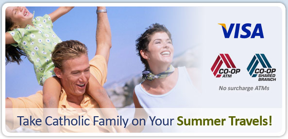 Take Catholic Family on your Summer Travels!